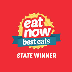 State winner eat now