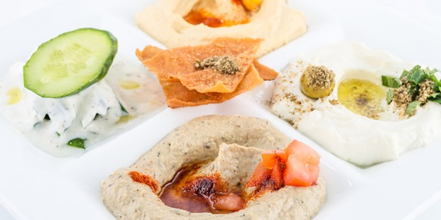 <p>Fresh and delicious Lebanese food catering for any occasion. We'll customise a Lebanese food menu to your budget.</p>